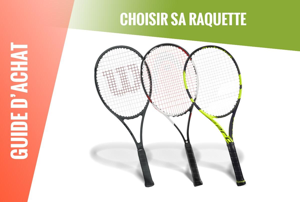 Raquette de tennis comment bien choisir extreme - Choisir raquette tennis de table ...