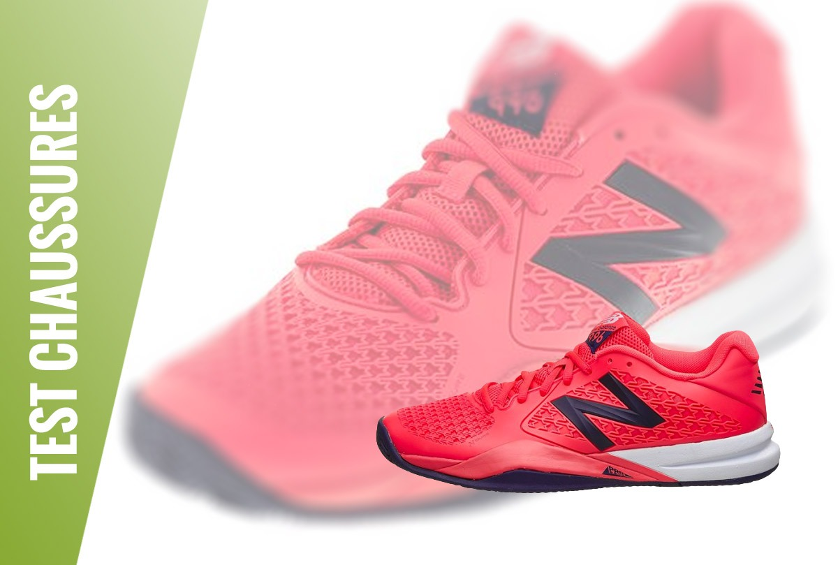 Test Chaussures New Balance 996 v2