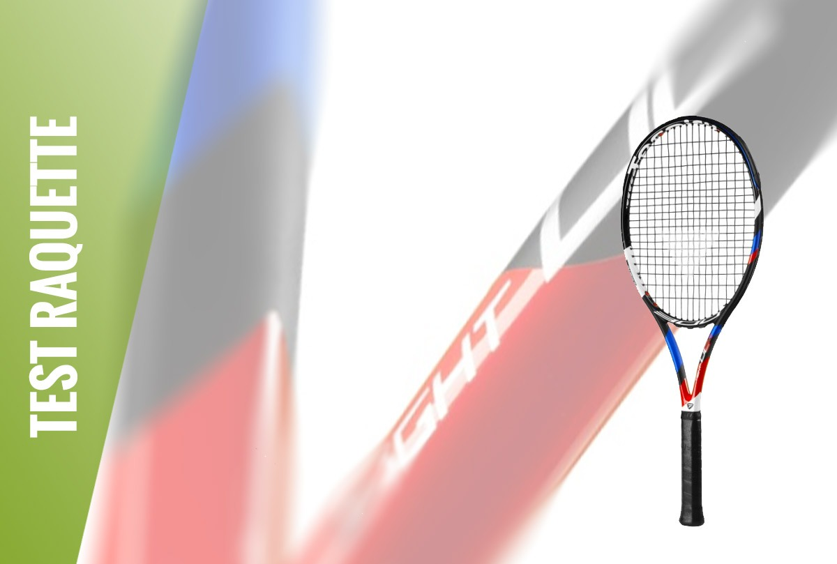 Test de la raquette Tecnifibre T Fight 300