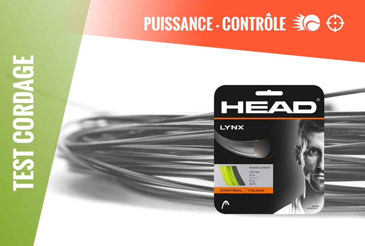Test Cordage Head Lynx