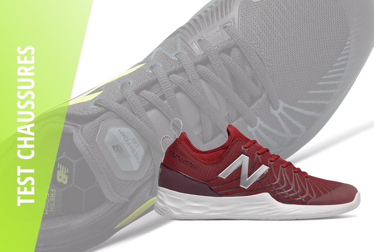 Test chaussures new balance fresh foam lav