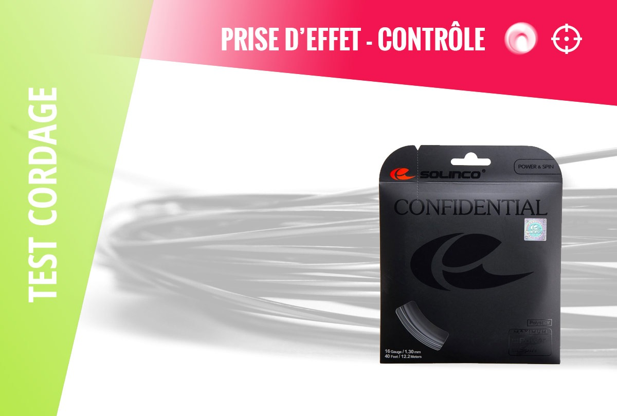 Solinco confidential : le test !