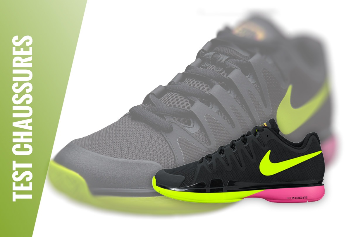 Test Chaussures Nike Zoom Vapor 9.5